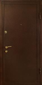 Готовая дверь ГД56 вид снаружи