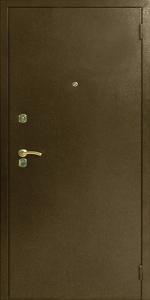 Бронированная дверь Б47 вид снаружи