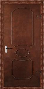 Усиленная дверь У11 вид снаружи