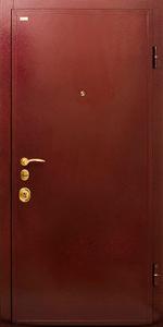 Готовая дверь ГД65 вид снаружи