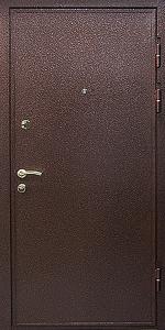Входная дверь КВ258 вид снаружи