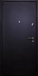 Тамбурная дверь Т25 вид внутри
