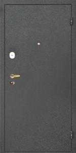 Входная дверь КВ132 вид снаружи
