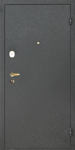 Тамбурная дверь Т42 вид снаружи