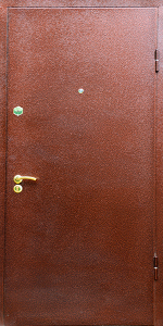 Входная дверь КВ47 вид снаружи