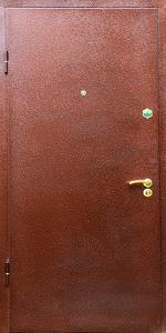 Тамбурная дверь Т42 вид внутри