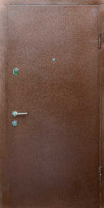 Тамбурная дверь Т20 вид снаружи