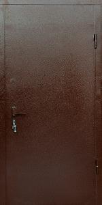 Тамбурная дверь Т17 вид снаружи
