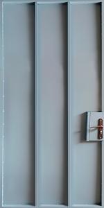 Тамбурная дверь Т26 вид внутри