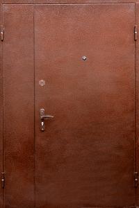 Тамбурная дверь Т8 вид снаружи