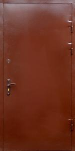 Входная дверь КВ107 вид снаружи