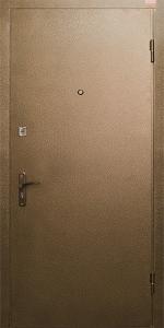 Тамбурная дверь Т93 вид снаружи
