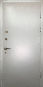 Входная дверь КВ144 в квартиру вид снаружи