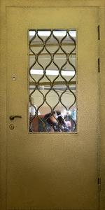 Тамбурная дверь Т104 вид снаружи