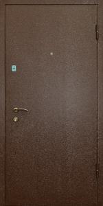 Входная дверь КВ134 вид снаружи