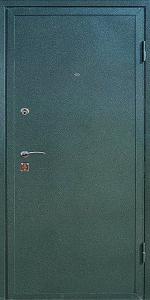 Входная дверь КВ110 вид снаружи