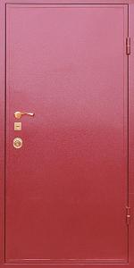 Входная дверь КВ24 вид снаружи
