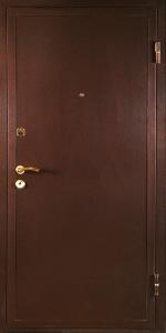 Входная дверь КВ128 вид снаружи