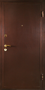 Тамбурная дверь Т36 вид снаружи