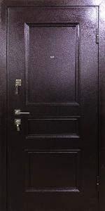 Тамбурная дверь Т30 вид снаружи