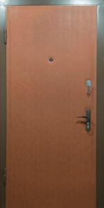 Тамбурная дверь Т24 вид внутри