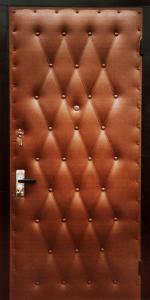 Входная дверь КВ46 вид снаружи