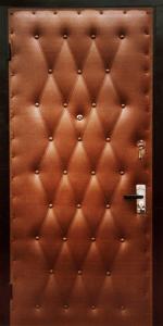 Тамбурная дверь Т46 вид внутри