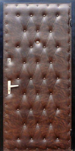 Тамбурная дверь Т46 вид снаружи