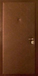 Входная дверь КВ35 вид внутри