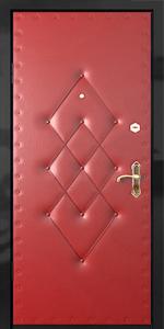 Тамбурная дверь Т12 вид внутри