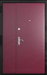 Тамбурная дверь Т10 вид снаружи