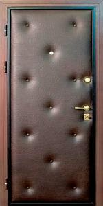 Тамбурная дверь Т44 вид внутри