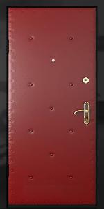 Тамбурная дверь Т77 вид внутри