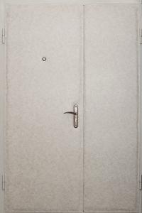 Тамбурная дверь Т122 вид внутри