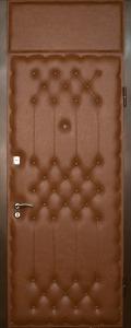 Входная дверь КВ122 вид снаружи
