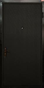 Входная дверь КВ183 вид снаружи