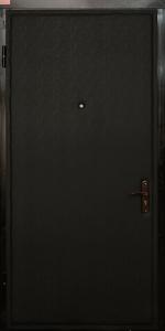 Тамбурная дверь Т30 вид внутри