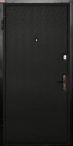 Бронированная дверь Б50 вид внутри