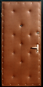 Тамбурная дверь Т126 вид внутри
