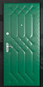 Тамбурная дверь Т43 вид снаружи