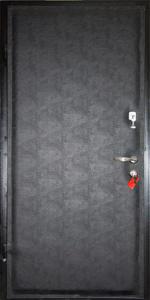 Тамбурная дверь Т65 вид внутри