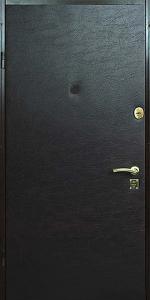 Входная дверь КВ110 вид внутри