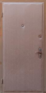Тамбурная дверь Т120 вид внутри