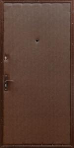 Тамбурная дверь Т110 вид снаружи