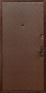 Входная дверь КВ184 вид внутри