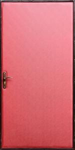 Входная дверь КВ91 вид снаружи
