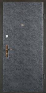 Входная дверь КВ184 вид снаружи