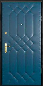 Входная дверь КВ146 вид снаружи