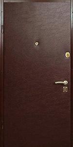 Входная дверь КВ108 вид внутри