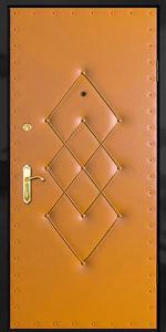 Входная дверь КВ147 вид снаружи